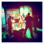Behind the scenes with Kero One at MYX Channel