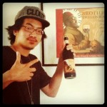 brother thelonious beer and poster