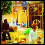 hella fun at playcare at club one fitness