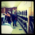haven't been to the laundromat since forever