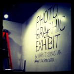 Photo Graphic Exhibit @ the Usuals