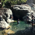 Sunol hike | rewarded by this crystal clear lagoon