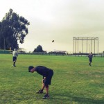 Flag football at CSUH