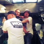 Ronnie + Mark of the WOW Silog Truck