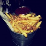Duck fat fries at Beer Belly ... the truth