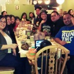 Dinner with the Fam-a-lam at Mioki Sushi, Union City
