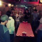 yo they allow Beer Pong at TGI Friday's in Pleasanton!