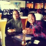Jo-ill and Daeta at Yardhouse, SJ