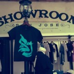 "The FlavorInnovator ""SJ Rep"" shirt at Showroom, San Jose"