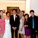 Cuzzo's wedding at Triton Museum