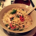 Dining at Sansei - Tasty Crab Ramen in Asian Truffle Broth