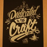 dedicated_to_the_craft_poster