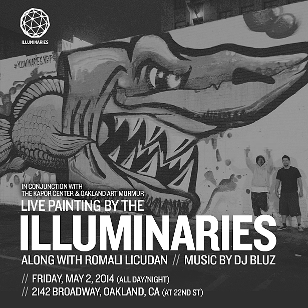 flyer_illuminaries_kapor_first_fridays_oakland