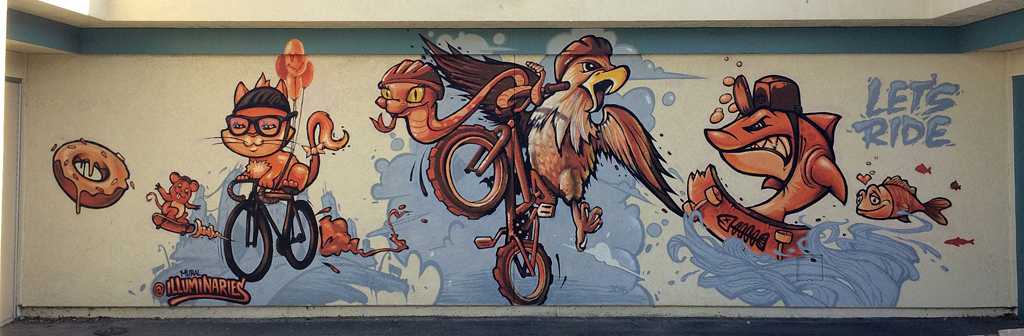 illuminaries_ccms_nfl_safe_route_bike_mural